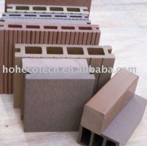 decking extérieur populaire/plancher-CE de WPC
