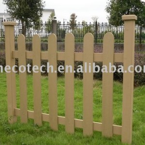 Home and Garden WPC Fence eco-friendly