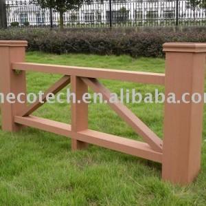 Wood Plastic Composites(WPC) Lawn Fencing