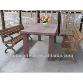 outdoor wpc garden chair