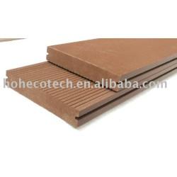 wpcの屋外のdeckingの床安全なパッキング床