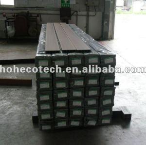 Wpc decks e terraço/sensação natural wood plastic composite decking boards