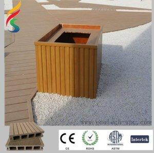 Legno composito di plastica/piano decking di wpc