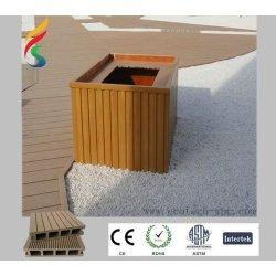 木製のプラスチックComposite/WPC Deckingの床