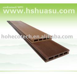 huasuのwpcのdeckingの床の合成物の床