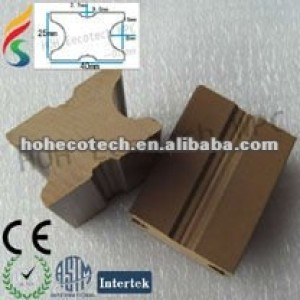 The best! eco-friendly wpc decking joist (water proof, UV resistance, resistance to rot and crack)