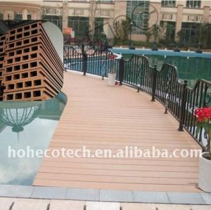 ( ce, rohs, astm, iso9001, iso14001, intertek ) esterno wpc decking composito e di design