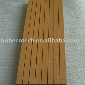 Panneau de plancher de Huasu WPC (ISO9001, ISO14001, ROHS)