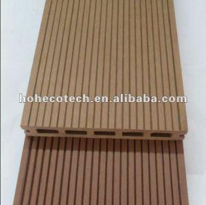 OUTdoor Furniture board WPC decking wood plastic composite decking/flooring hotel decking