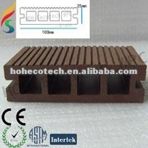 (HOT type) Hollow WPC decking floor composite floor