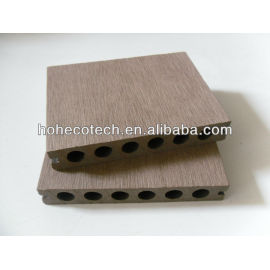 wood plastic composite deck covering