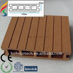 木製のフロアーリングの屋外の合成物
