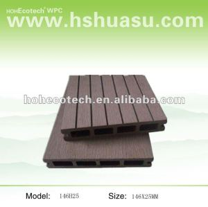 Wpc decking/flooring planks,wood plastic composite decking,wpc flooring