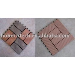 床タイルDIY WPC/deckingのタイル