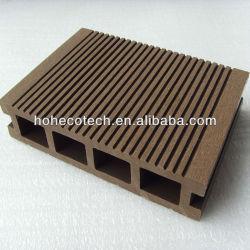 屋外の使用のための中国WPCの床のdecking 「HOHEcotech」