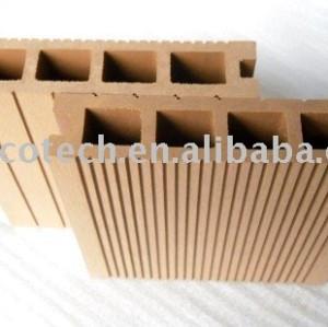 Decking esterno CALDO di WPC (ISO9001, ISO14001, ROHS, CE approvato)