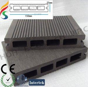 plancher en plastique en bois écologique