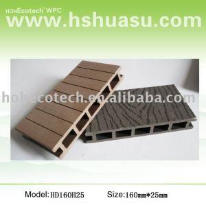 plastica legno decking esterno