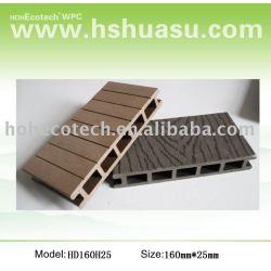 プラスチック木製の屋外のdecking