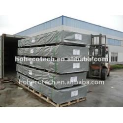 屋外板WPC Deckingの木製の合成のプラスチック床