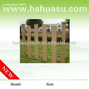 WPC garden fencing