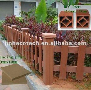WPC fencing decorative garden decor/design