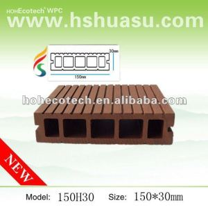 Plate-forme en bois du plastique Composite/WPC pour la piscine