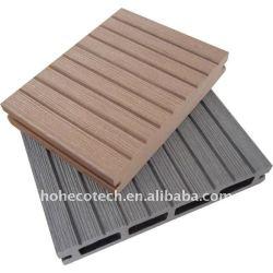 木製の合成のdeckingか床板のwpcの床のwpcのフロアーリング
