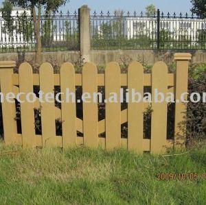 Huasu WPC Fencing(ISO9001,ISO14001,ROHS,CE)