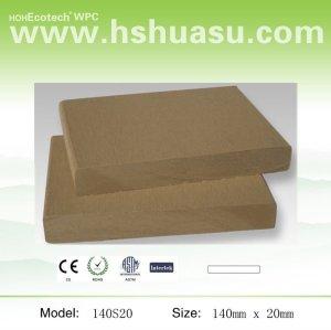 madeira decking composto plástico