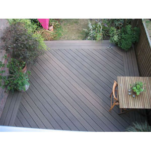 HOHEcotech Brand Ecological WPC floor/decking