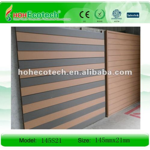 WPC exterior wood wall panels/cladding board - china WPC Wall ...