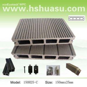 madeira plástica decks