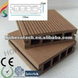 (HOH Ecotech)空WPCのdeckingの床の合成の床の合成物のデッキ