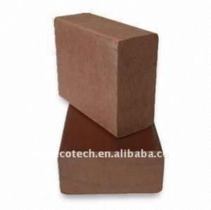 перила палубы/лестничные перила композитов древесины пластик ограждения wpc перила wpc ограждения