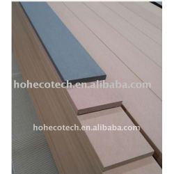 WPC! 屋外のフロアーリングWPCのdeckingかフロアーリングの木プラスチック合成の木製の材木(セリウム、ROHS、ASTM、Intertek)