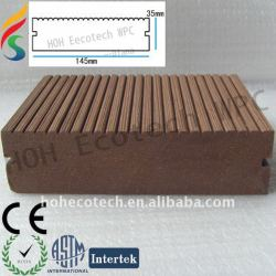 木ポリマー合成物板