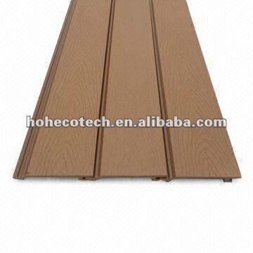 Wall Decorating Board Wpc Cladding Panel Exterior Plastic Wall Cladding Siding Panel China