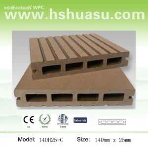 Wpc outdoor decking ( umweltfreundliche& anti uv )