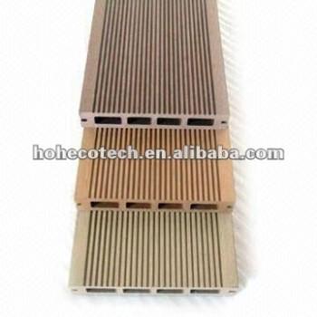 Recycled plastic wood flooring,plastic floor