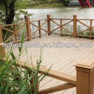 Nouveau! Matériaux de construction, conseil wpc, recyclé bois plastique composite decking de wpc decking/composite decking de plancher