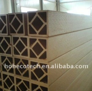 artifical and synthetic recycled plastic fence posts