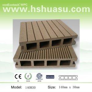 beliebte outdoor composite decking