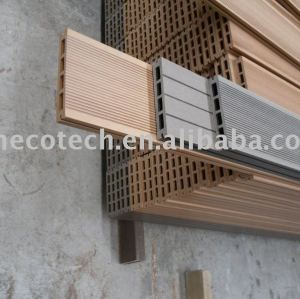 wholesale ecotech wpc outdoor decking floor/from factory