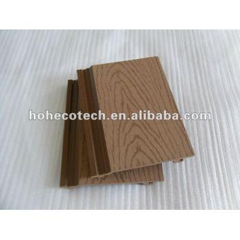 Wood Plastic composite exterior wall siding