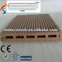 Plancher Structure-Creux de composé de plancher de decking de WPC--HoHecotech