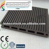 Plancher de composé de plancher de decking de WPC--Utilisation extérieure de HoHecotech