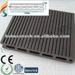 WPCのdeckingの床の合成物の床--HoHecotech
