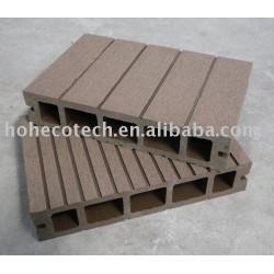 木プラスチック合成のdecking板