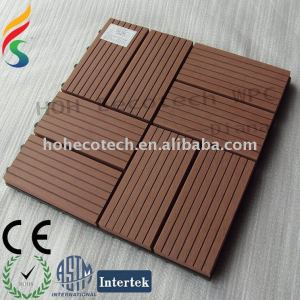 Eco friendly composite pool deck tiles(CE,ASTM, ISO..)